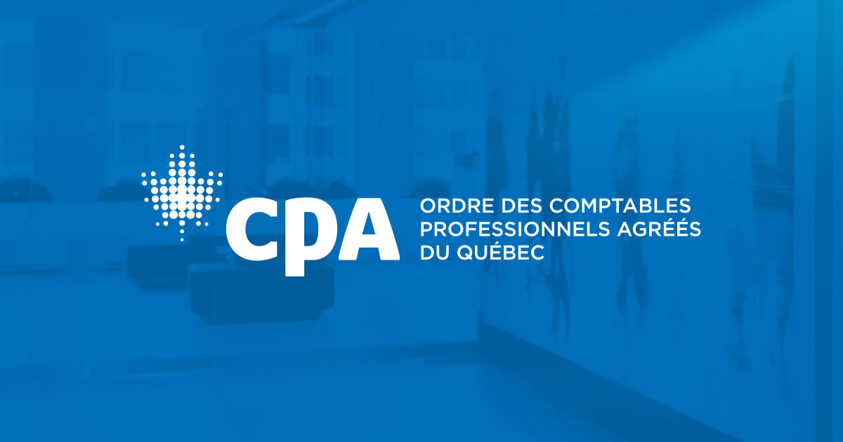 Quebec CPA Order | Chartered Professional Accountants