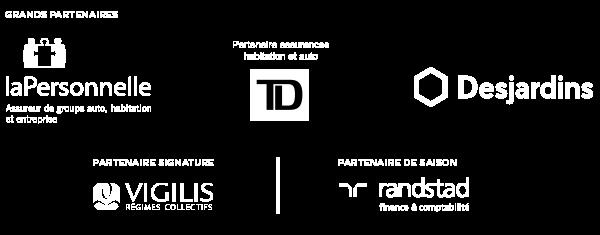 Partenaires de l'Ordre des CPA